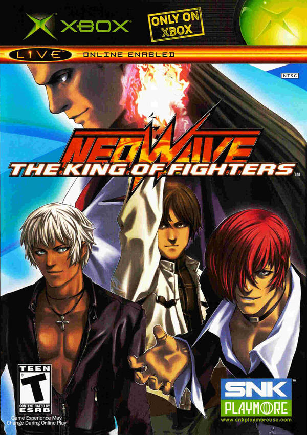 Reseña de The King of Fighters: NeoWave, videojuego para Xbox, PS2 y Arcade