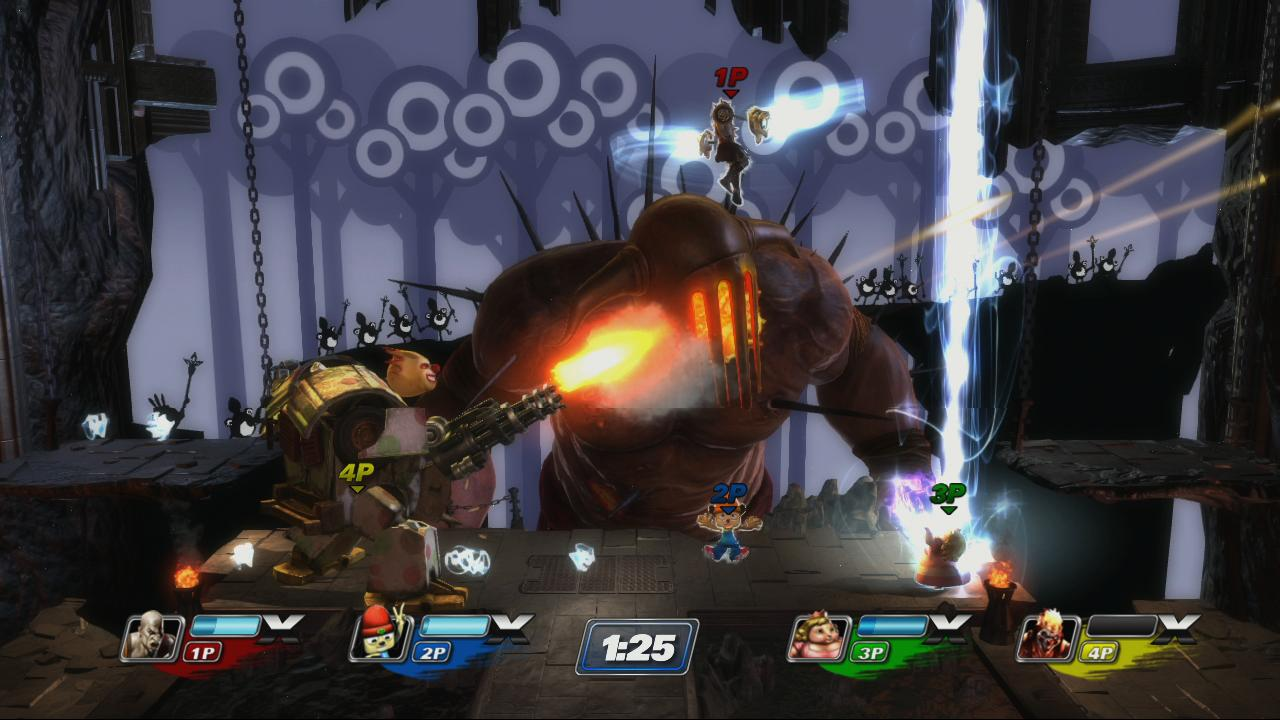 Nuevo video con gameplay de PlayStation All-Stars Battle Royale
