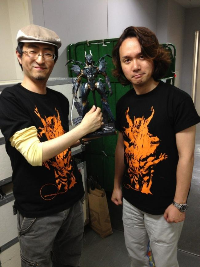 Hideo Kojima confirma un nuevo Zone of the Enders