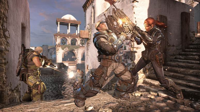 "Gears of War: Judgment | Videos con el modo ""Free for All"""