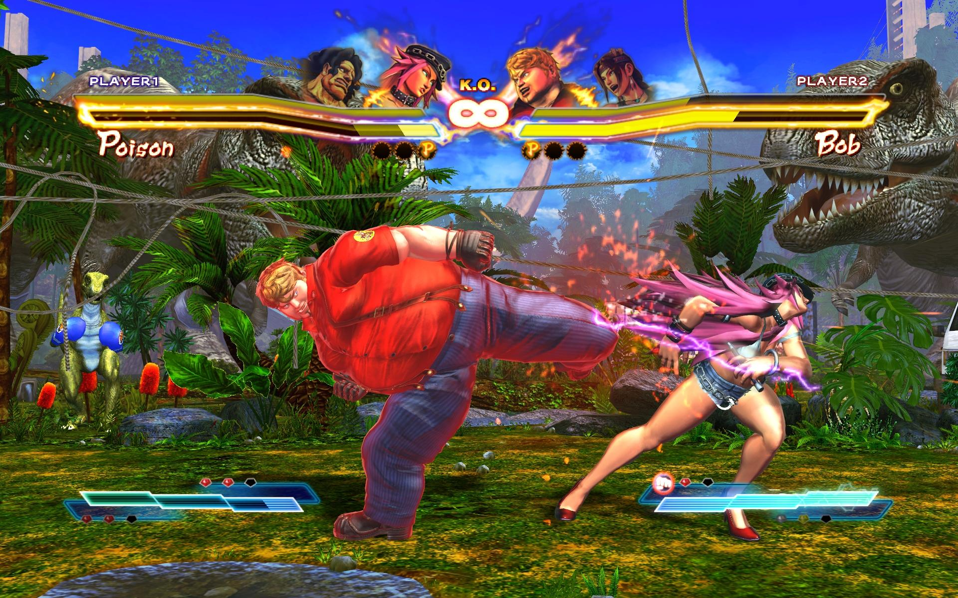 Gamescom 2012: Street Fighter X Tekken | Videos con gameplay