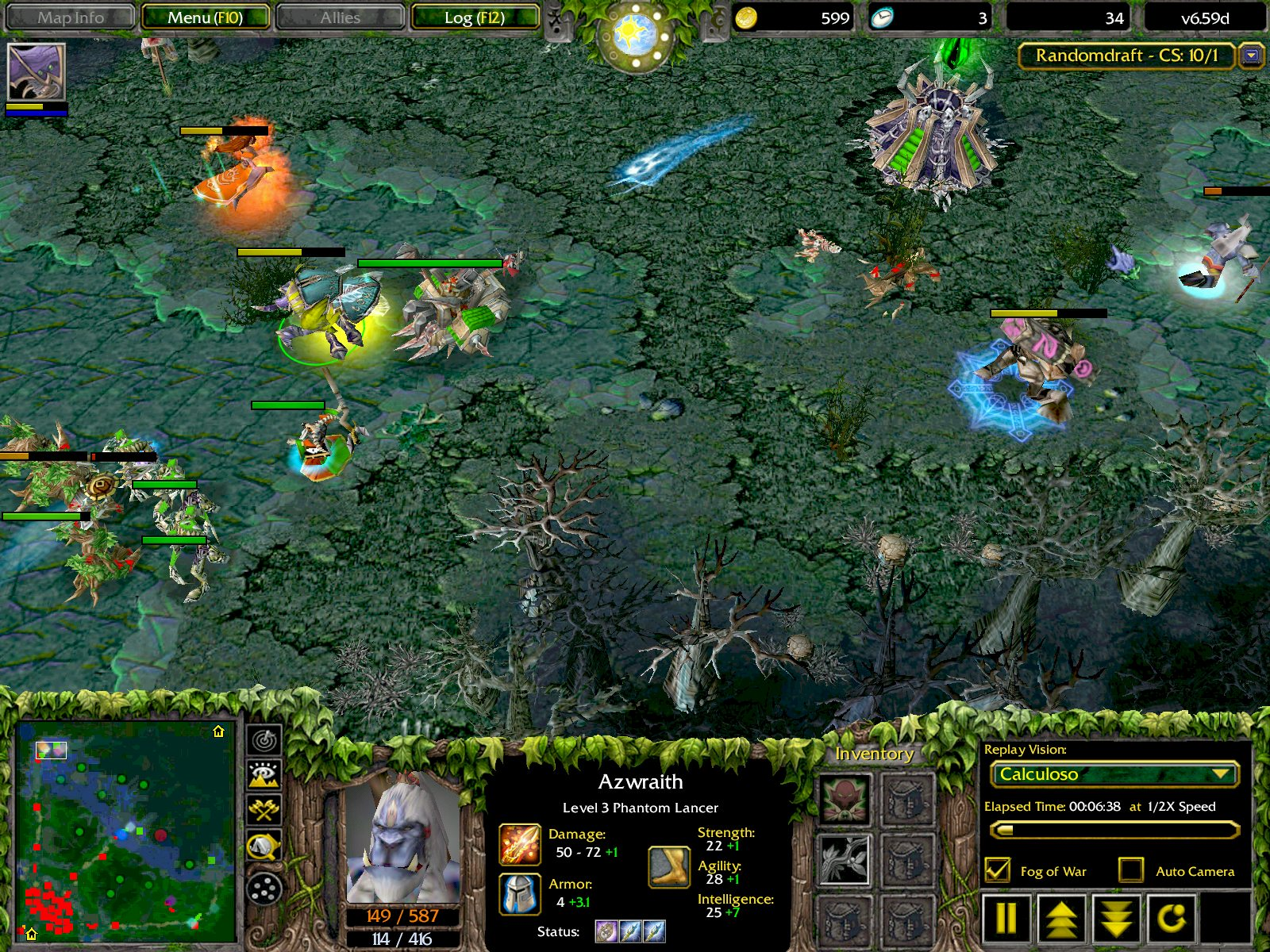 defense of the ancients dota All heroes are free competitive balance is dota's crown jewel, and to ensure everyone is playing on an even field, the core content of the game—like the vast pool.