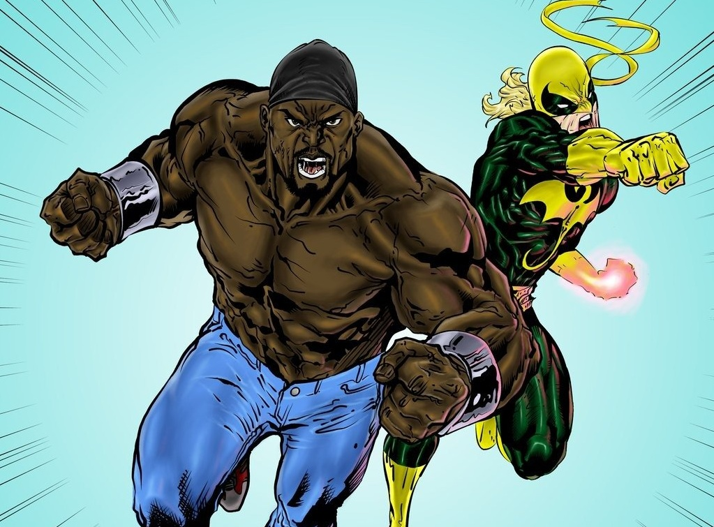 Heroes for Hire | Luke Cage & Iron Fist