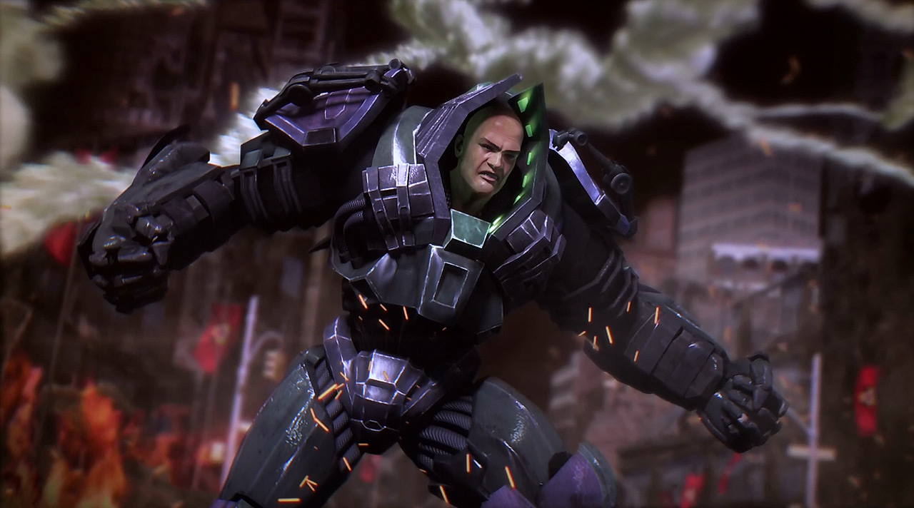 Injustice: Gods Among Us | Lex Luthor