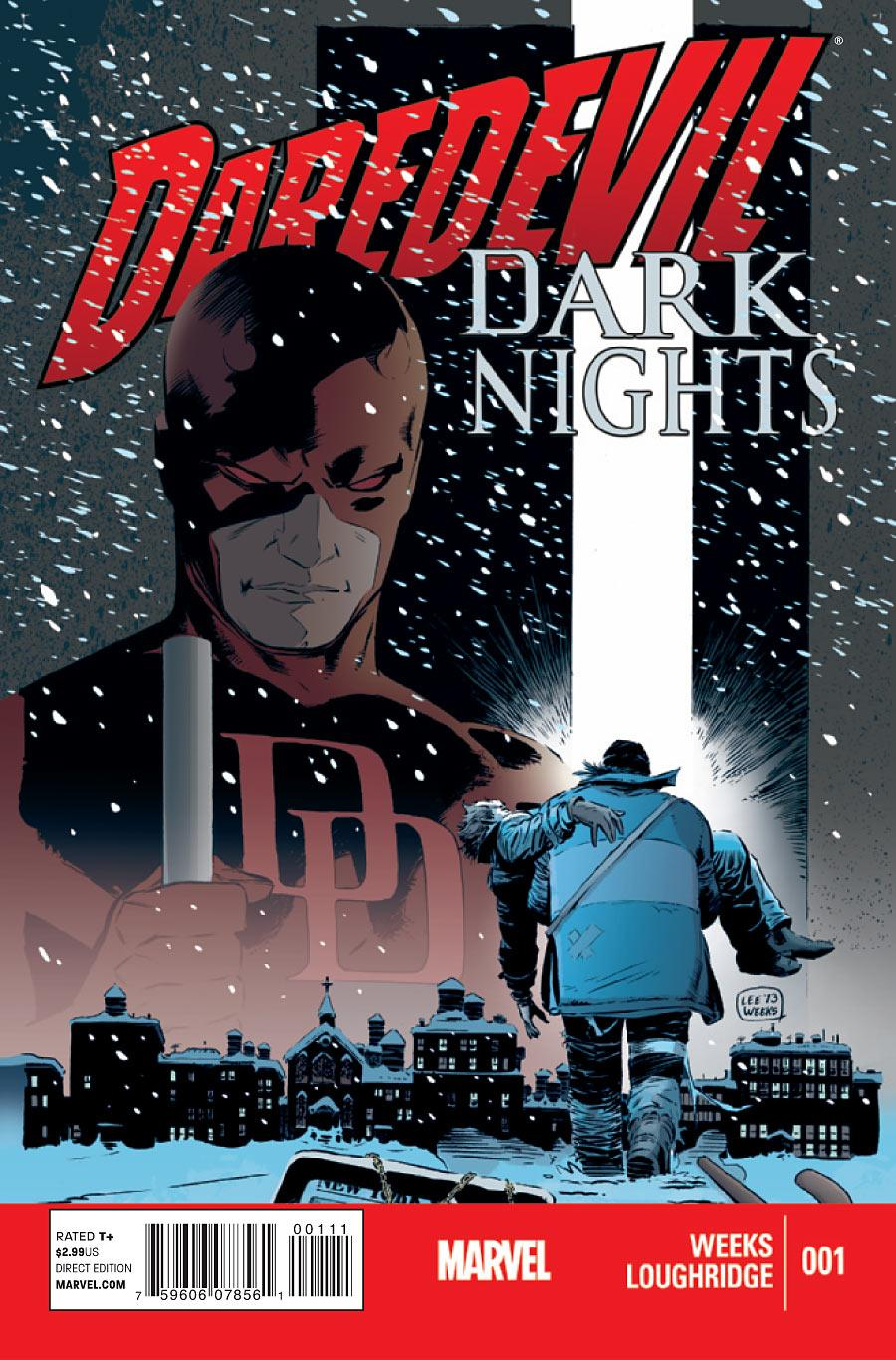 Daredevil: Dark Nights #1
