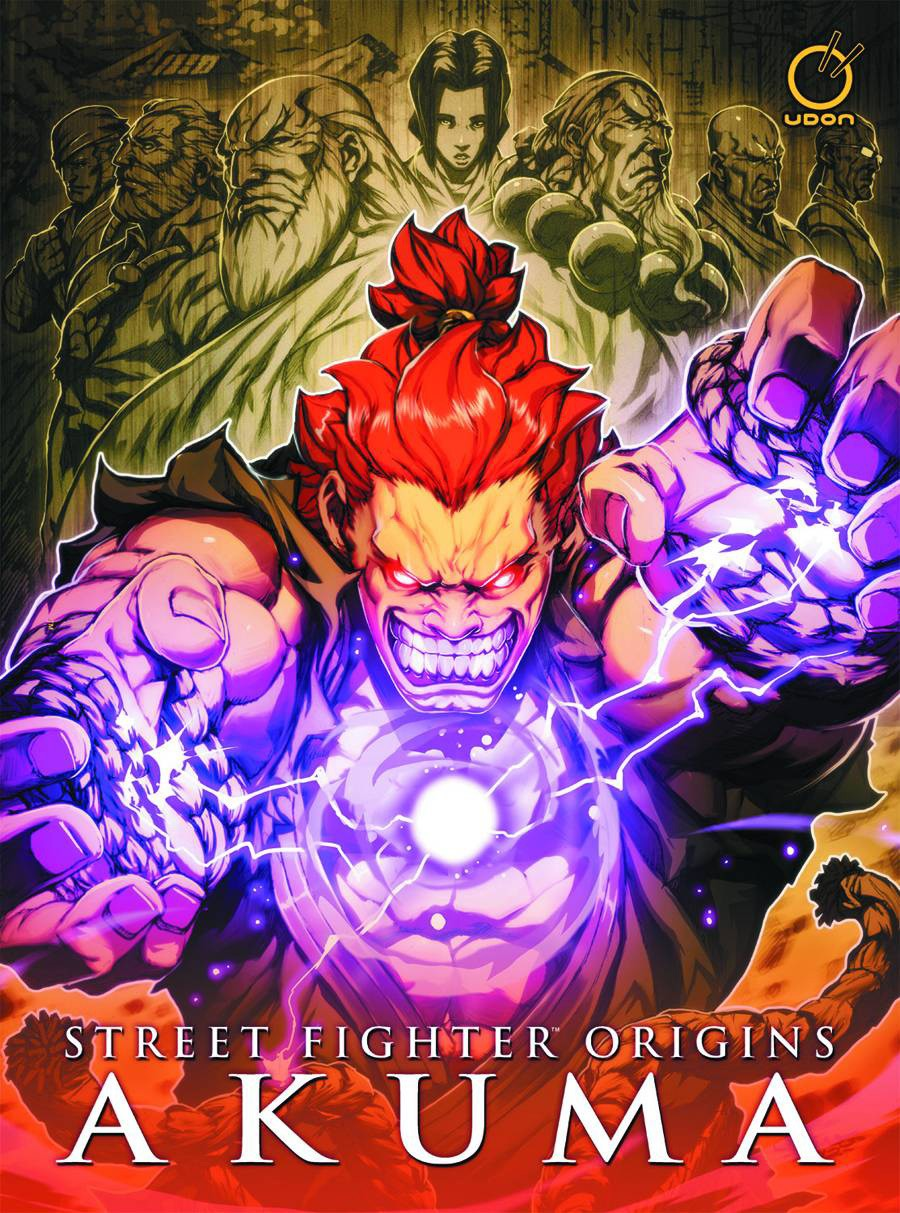 Street Fighter: Akuma Origins