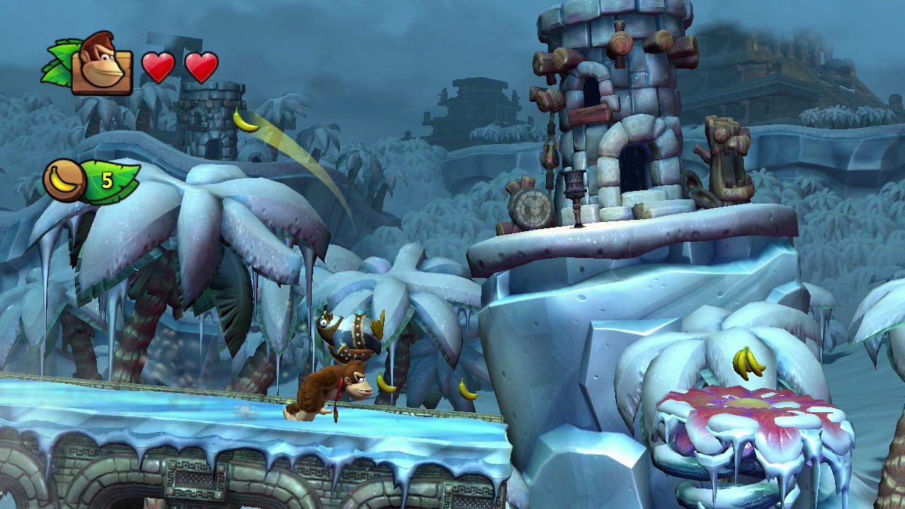 Donkey Kong Country: Tropic Freeze