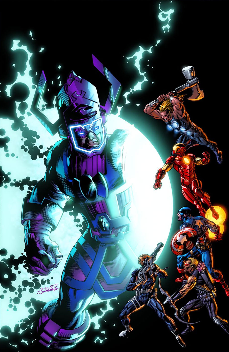 Cataclysm: The Ultimates Last Stand