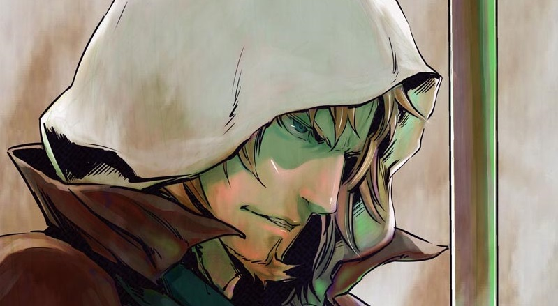 Manga de Assassin's Creed IV: Black Flag