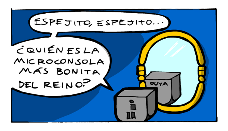 PS VIta TV | Web cómic