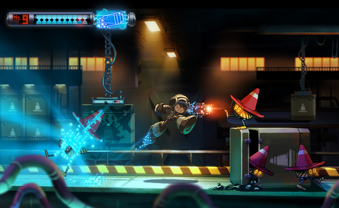 The Mighty No. 9