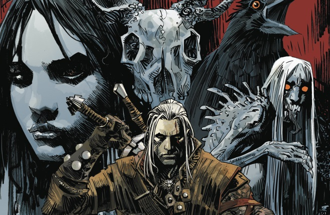 The Witcher | Cómic de Dark Horse
