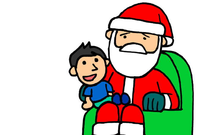 Santa | Web cómic