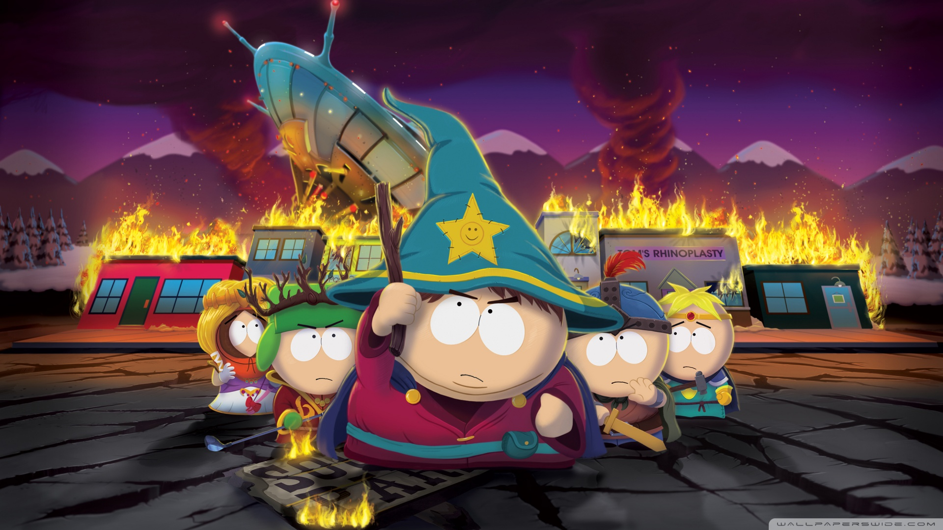 South Park: The Stick of Truth | Rese\u00f1a | PlayStation 3 | Xbox 360
