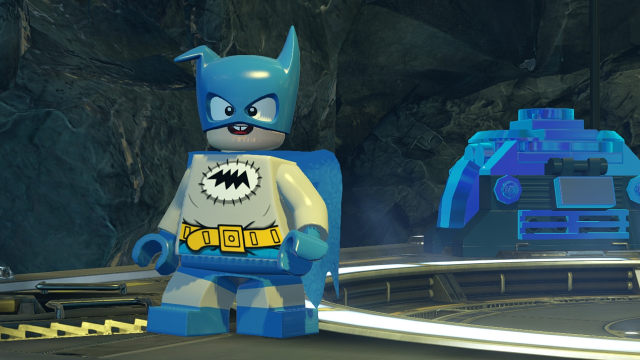 Tráiler con gameplay de Lego Batman 3: Beyond Gotham