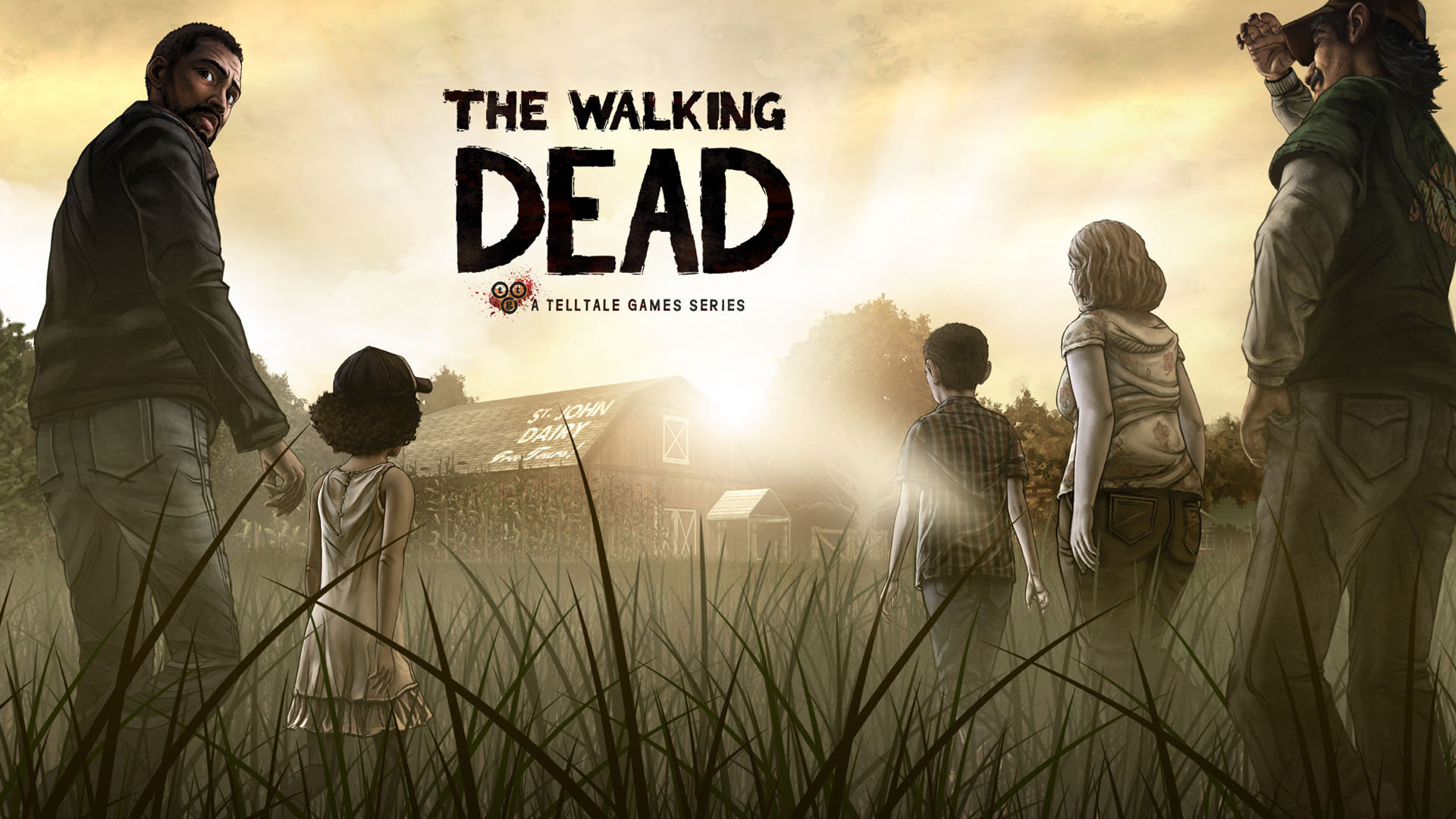 The Walking Dead (videojuego)