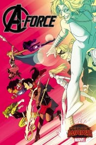 A-Force #2 variante