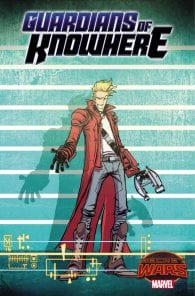 Guardians of Knowhere #1 variante 2