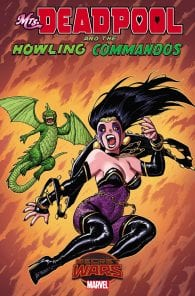 Mrs. Deadpool and The Howling Commandos #1 variante