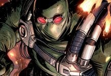 El original Doomsday reaparece en Action Comics #957.