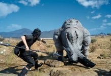 Final Fantasy XV, videojuego para PS4 y Xbox One.