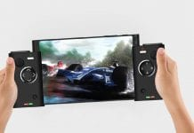 Morphus X300, la tableta estilo Nintendo Switch.