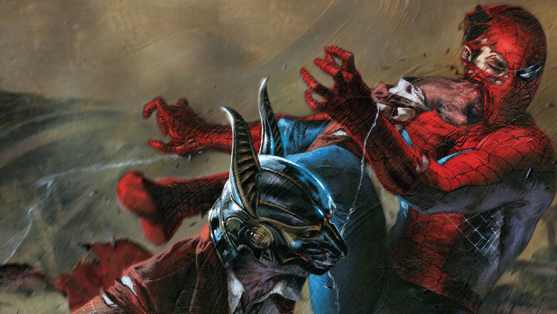 Portada de Dead No More: The Clone Conspiracy #3.
